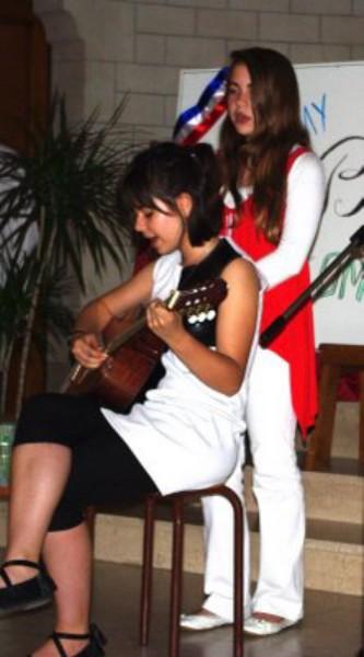 014. Die Lorelei chantee par Estelle Boyer et Anita Gerno