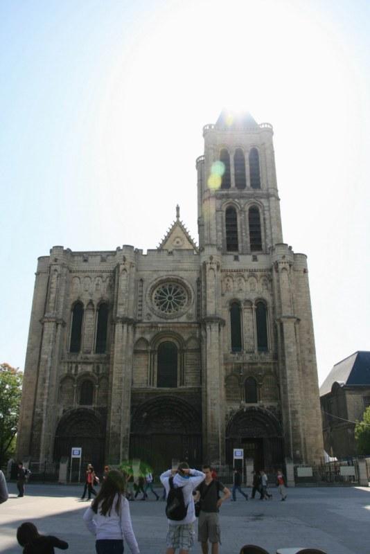 02. Nekropolia Francuskich krolow w Saint Denis