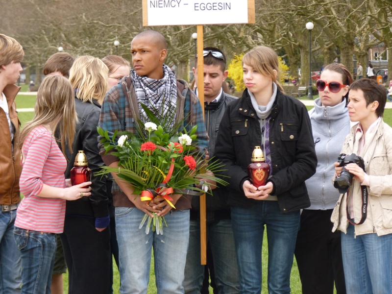 07. Delegation allemande