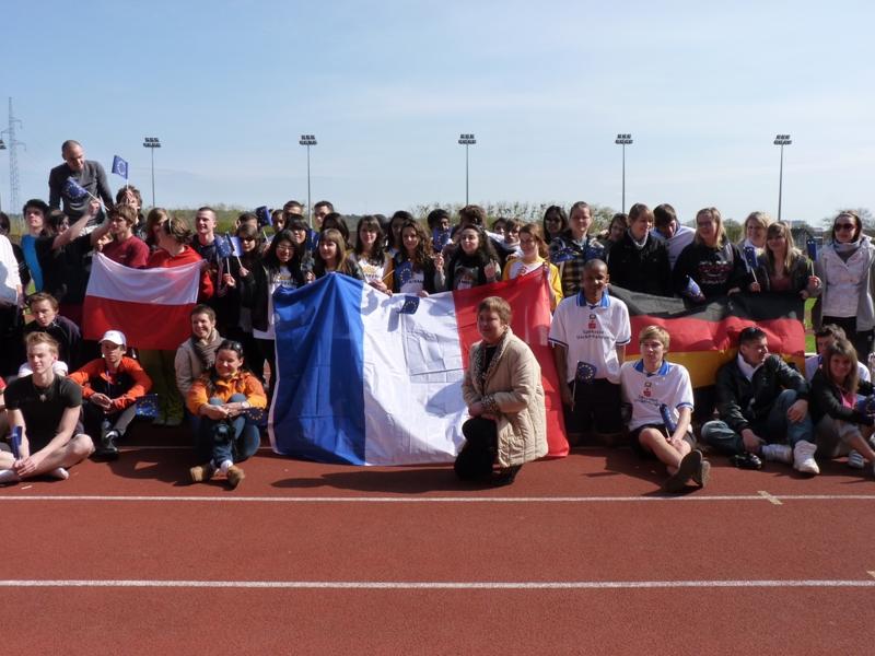 08. Le Triangle de Weimar au Stade de Szczecin 2