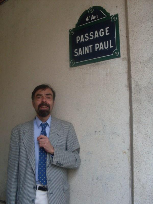 11. Notre guide M A. Saint-Paule